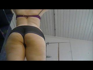 Giantess Crush you with vagina butt stomach boobs pov