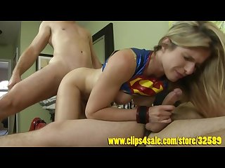 Capture of super girl