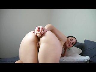 Anal Joi ass play no humiliation ashley alban