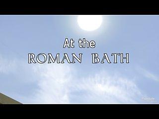 sfm at the roman bath