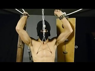 Hot nipple Torture