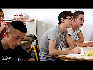 Slutty highschool boys ep 2 doryann marguet jonathan garnier