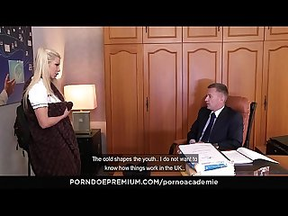 Porno academie busty blonde barbie sins hardcore dp threeway