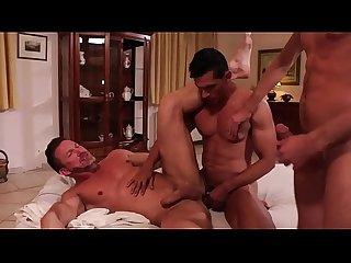 Threesome bareback tomas dario vlad