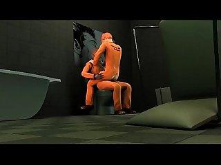 Prison toilet Mp4