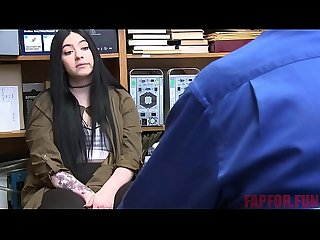 Chubby stealer caught by shoplyfter https fapfor fun view video php id 483385