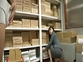 Japanese office girls are naughty part 2 in xgadis com