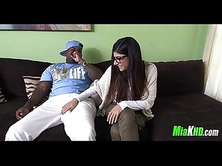 Mia khalifa first big black cock 2 92