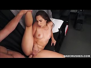 Young Teenager Step Daughter Seduces And Gets Fucked By Step Dad In His Office POV