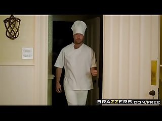 Brazzers real Wife stories the caterer scene starring amber deen and freddy flavas