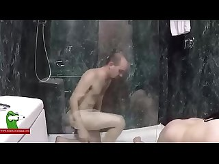 She doesn't remember so a horny shower like this ADR0540