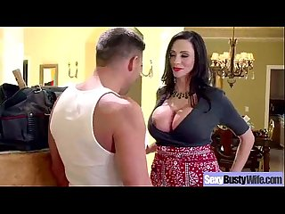 Big juggs wife Ariella ferrera play hardcore in front of camera video 08