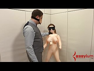 Lyla kennedy humiliating anal bondage
