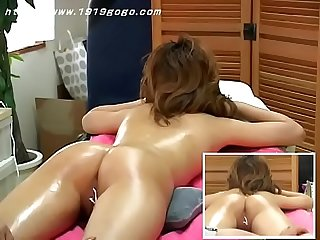 GoGo Massage - Girl forgot her Tampon