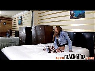 Petite Black Teen Porn Tryout - TeenBlackGirls.com