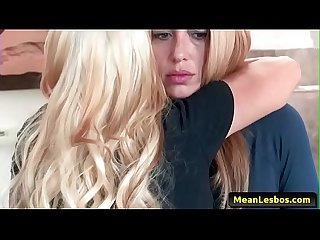 Hot and mean lesbians like mother dyke daughter with holly halston noelle easton 01