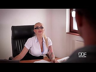 Aletta ocean in super hard back to school group sex