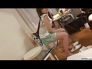 Subtitled uncensored jav pale amateur hotel foreplay hd