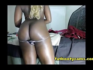 Fuck me Doggystyle in my Black Ass - fatbootycams.com