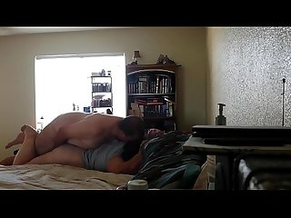 Bbw wife Sleeping and i fucked her