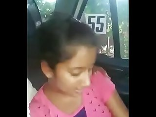 TEEN INDIAN SUCKING DICK IN CAR
