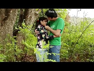 College Couple Din�t Control Love In Forest Short Movie - HClips - Private Home Clips
